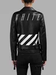 cool biker jackets get the look beyonce u0027s nets game virgil abloh off white fall 2014
