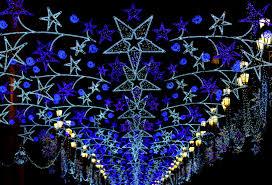christmas street lights christmas lights decoration
