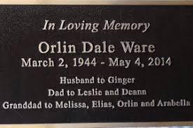 memorial plaques bronze memorial plaques manufacturer fort worth