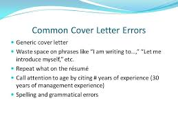targeting your cover letter presented by experiential learning and