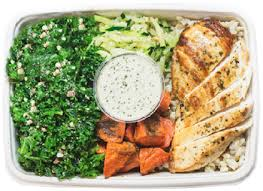 cuisine fitness pre portioned meals delivered no need to prep and cook