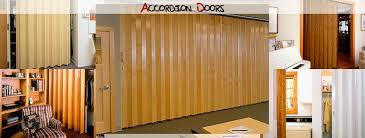 Vinyl Accordion Closet Doors Shutter Shack Interior Doors
