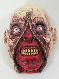 Zombie Mask Zipper Zombie Mask Bm514 Fancy Dress Ball