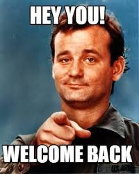 Welcome Back Meme - welcome back from break we at the sdfc live well with sun