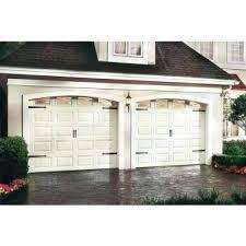 Garage Door Decorative Kits Garage Doors Faux Garage Door Windows