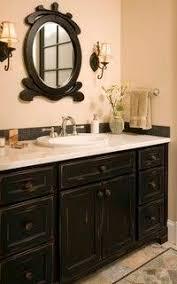 Distressed Bathroom Vanities 12 Best Bathroom Cabinets Images On Pinterest Bathroom Cabinets