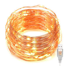Cheap Fairy Lights For Bedroom by Kohree Usb 33ft Copper Wire 100 Led Fairy Starry String Lights