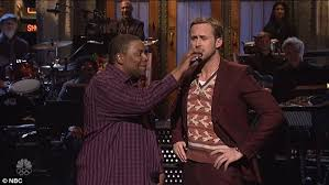 gosling reunites with to host snl premiere daily