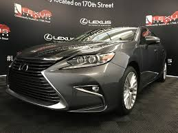 light gray lexus new 2017 lexus es 350 4 door car in edmonton ab l13310