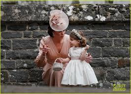kate middleton prince william u0026 kids attend pippa u0027s wedding