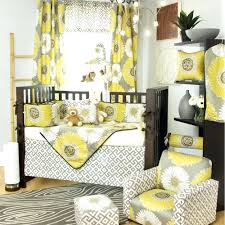 Lemon Nursery Curtains Matching Nursery Bedding And Curtains
