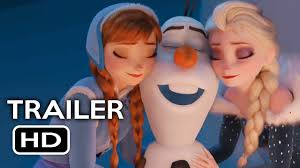 film frozen hd olaf s frozen adventure short film official trailer 1 2017