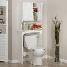 Oak Bathroom Cabinet Bathroom Interesting Toilet Etagere For Your Bathroom Storage Oak