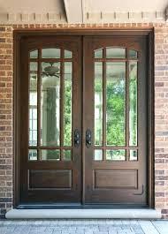 Aluminum Exterior Door Aluminum Front Doors Window Doors Design Remarkable Decorative