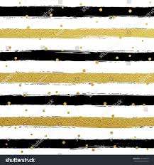 Black And White Striped Wallpaper by Glitter Gold Striped Wallpaper Paint Brush Stock Vector 427566475