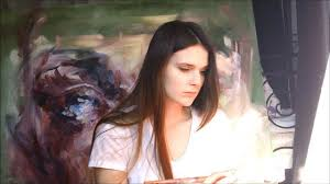 in the studio with elly smallwood on vimeo
