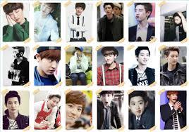 exo wallpaper handphone chanyeol exo wallpaper findinglittlethings