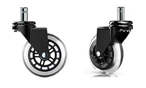 Chair Caster Wheels Office Chair Caster Wheels Replacement Set Best Chair Wheels For