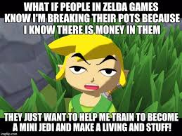 Link Meme - high link imgflip
