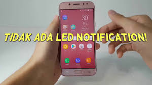 membuat virus sms hp galaxy j5 pro pengganti led notification flash notification