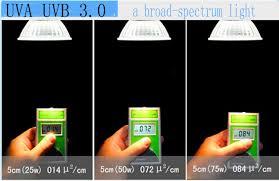 uva and uvb light 110v uva uvb 3 0 reptile terrarium halogen tungsten e27 light bulb