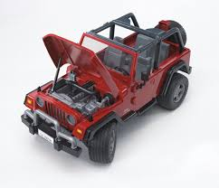 classic jeep modified amazon com jeep wrangler unlimited toys u0026 games