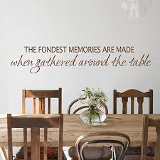 Dining Room Decals Wonderful Large Wall Decals For Dining Room 35 In Best Dining Room