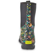 womens neoprene boots canada chief s neoprene rubber boots 648123 rubber
