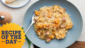 recipe of the day ina u0027s 5 star butternut squash risotto food