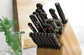 types of kitchen knives crate and barrel