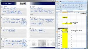 mileage report template the easiest way to keep a mileage log for tax deductions
