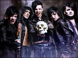 black veil black veil brides iphone wallpaper wallpapersafari