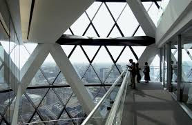 the gherkin foster u0027s monumental building in the heart of london