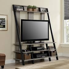 Altra Home Decor Altra Dunnington Sonoma Oak Home Entertainment Center Sonoma Oak