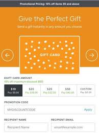 discount e gift cards offer discounts and promo codes for egift cards the seller community
