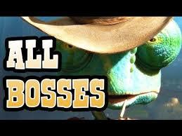 Rango Lars - rango video game all bosses final boss ps3 x360 wii youtube