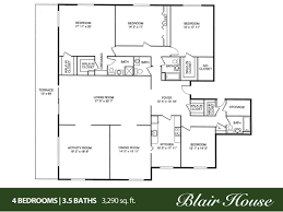 house plan small 4 bedroom house plans photo home plans and