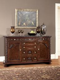 dining room dark wood dining room buffet ideas with pattern rug