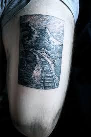 207 best train tattoo images on pinterest train tattoo tattoo