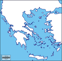 blank map of ancient greece greece free maps free blank maps free outline maps free base maps