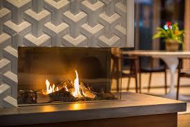 bidore 140 by element4 modern corner fireplace direct vent gas