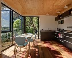 split level entry gallery of blackpool house glamuzina paterson architects 3