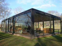 20 ways to steel and glass house plans
