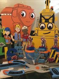 bob builder decoration bob builder