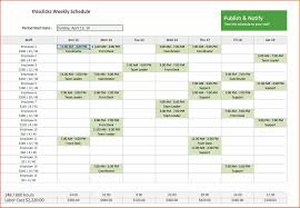 download blank timetable template for resume format template free