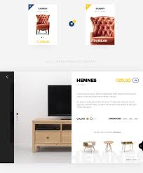 Td Furniture Store by Redesigning The Website Of Ikea On Behance