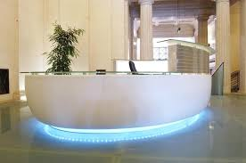 Reception Desk Curved Modern Reception Desk Modern Reception Desks Design Inspiration
