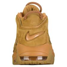 nike air more uptempo wheat flax release date aa4060 200 sole