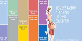 pantone color report artshine women s colours pantone fashion color report spring