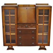 Secretary Desk With Hutch For Sale by Antique Drop Front Secretary Desk With Bookcase Best Shower